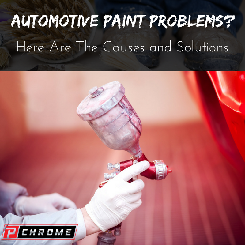 Automotive Paint Problems Here Are The Causes and Solutions