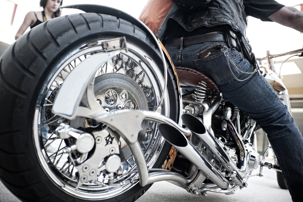 Motorcycle Chrome Plating Services