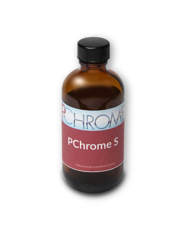 PChrome S Silver Solution - PChrome - Spray Chrome Solutions