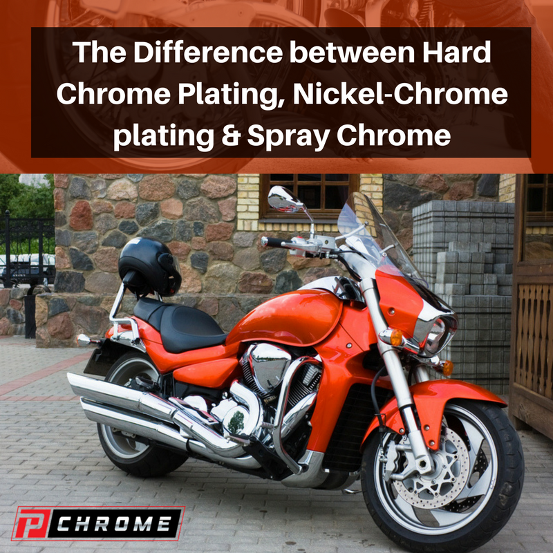 The Difference between Hard Chrome Plating, Nickel-Chrome plating